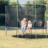 Plum® 10ft Space Zone II Springsafe® Trampoline & Enclosure