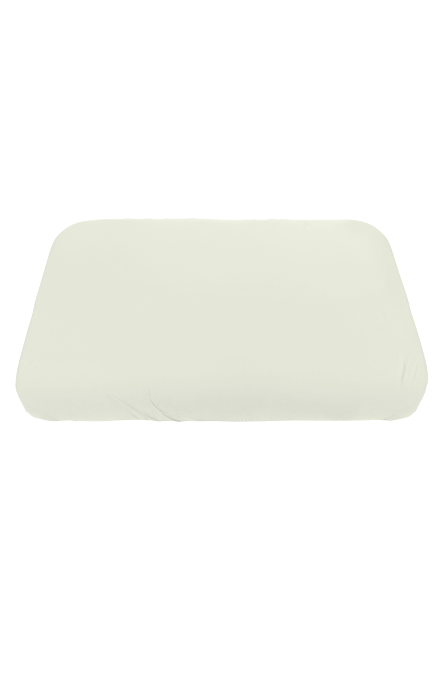 Sebra Waterproof Fitted Sheet - White