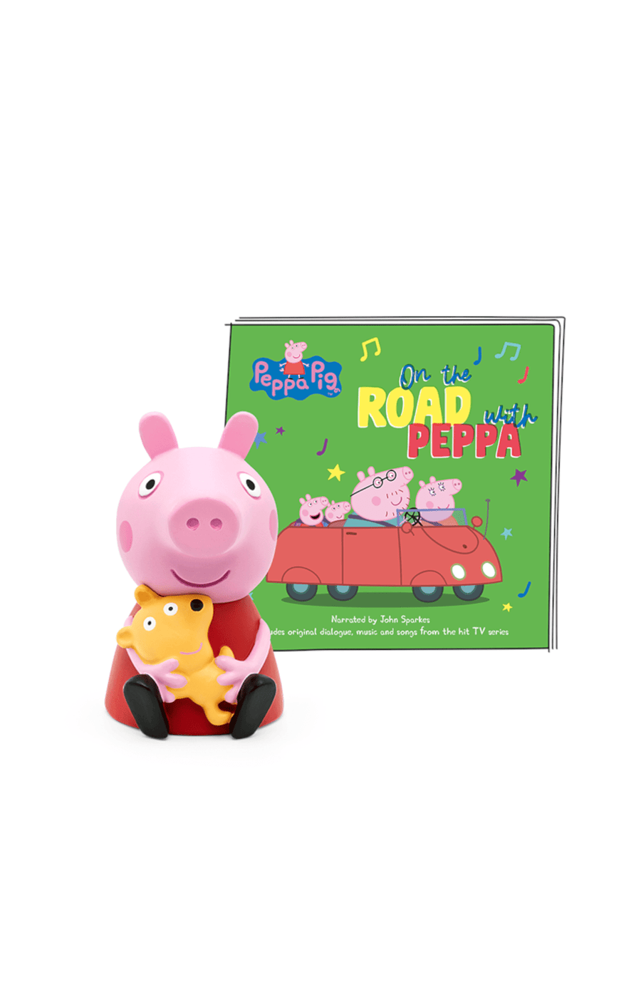 Tonies Peppa Pig - On the Road with Peppa