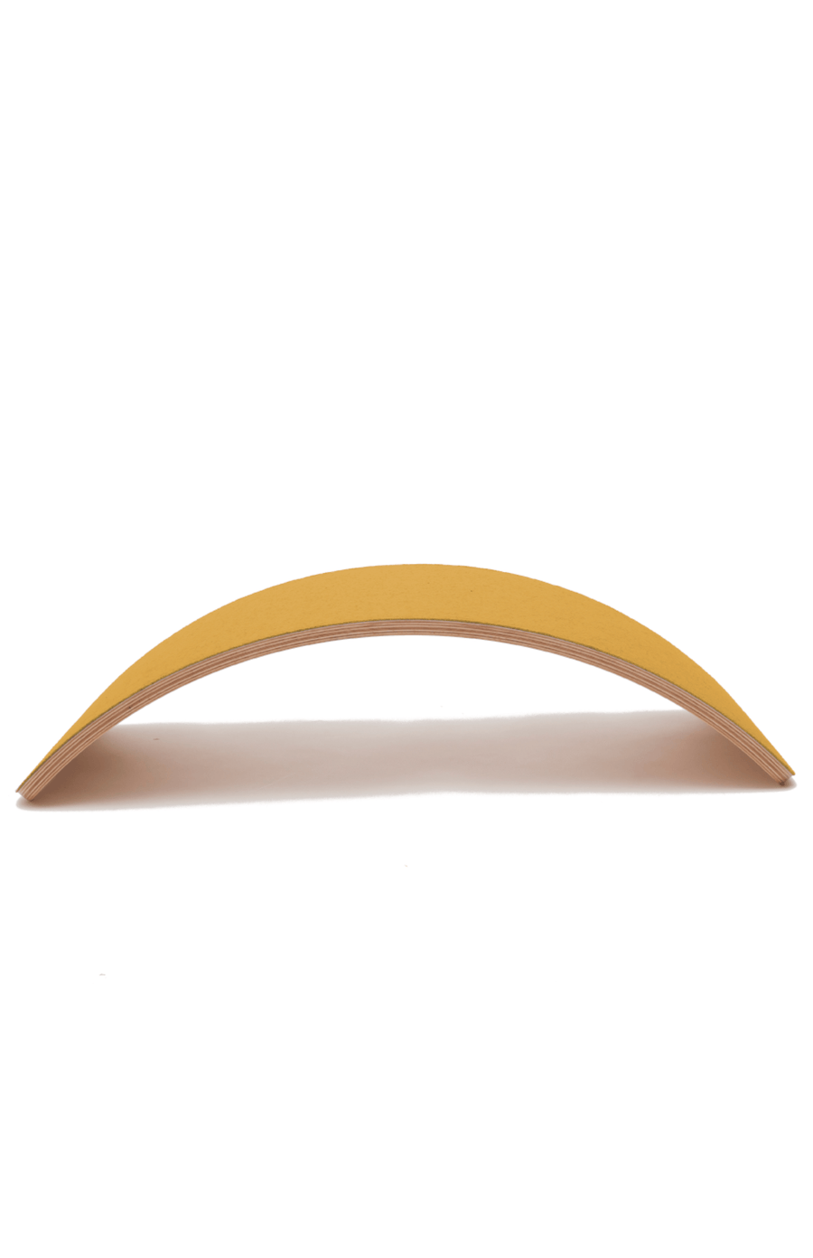 Wobbel Pro Transparent Lacquer With Felt - Mustard