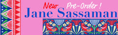 New Collection by Jane Sassaman: Scandia