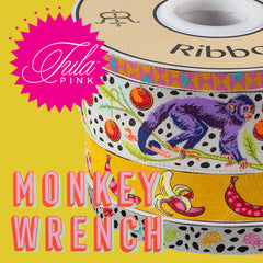 Tula Pink Monkey Wrench