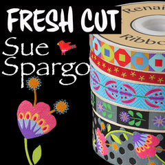 Sue Spargo- Fresh Cut