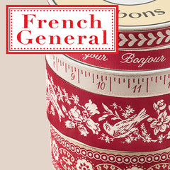 New! by Designer French General-July Delivery