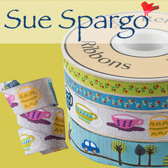 New! by Designer Sue Spargo-July Delivery
