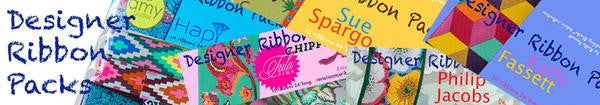 Ribbons by the yard Sampler packs
