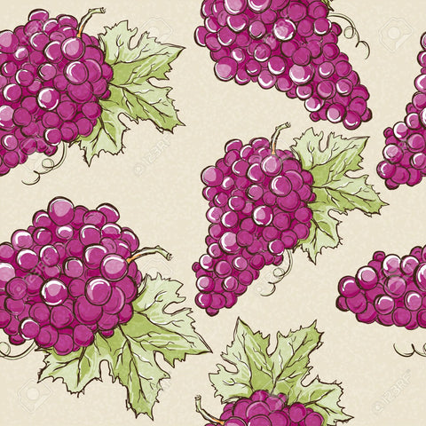 Grapes Ribbon