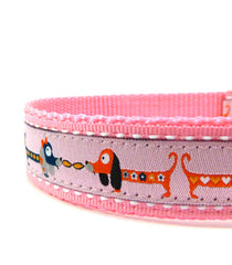 Wholesale Dog Collars Ribbons