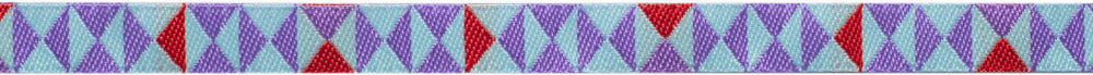 woven jaquard ribbon designed by Tula Pink from her collection Monkey Wrench by Free Spirit Fabrics