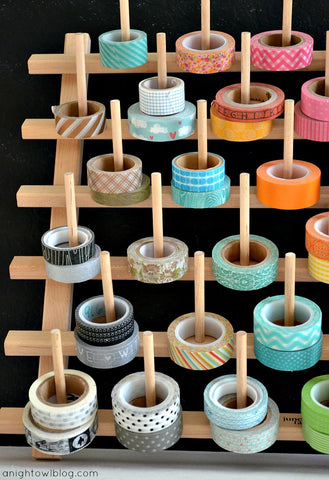 How To Display Ribbons Spools In Your Store Renaissance