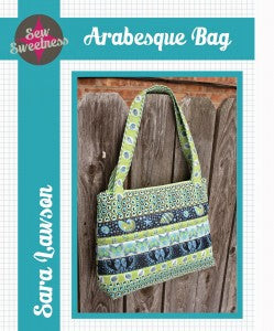 Arabesque Bag Cover