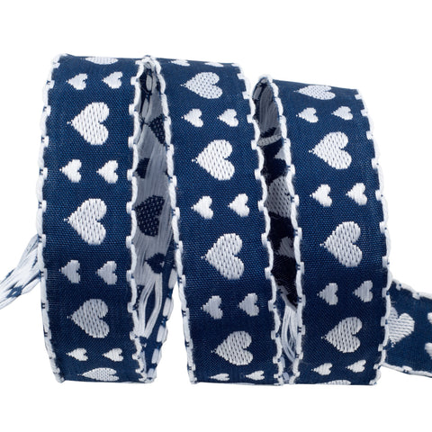 Hearts on Navy