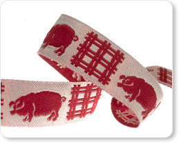 Little Darling Pig Ribbon