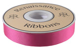 Fuchsia French Silky Grosgrain