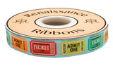 Movie Ticket Ribbon by Jessica Jones