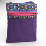 Runaround Purple Shoulder Bag