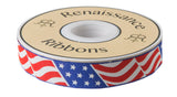 American Flag Ribbon 7/8""