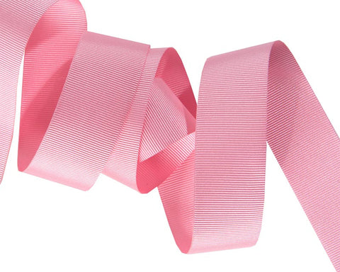 Baby Pink French Silky Grosgrain