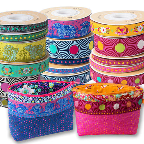 Tula Pink- Bundle offer- 16 spools