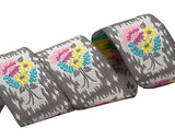 NEW! HandPicked Floral on Grey Anna Maria Horner
