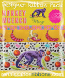 Tula Pink-Monkey Wrench Mango 12 Packs