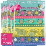Tula Pink-Slow and Steady-Wholesale 6 Packs
