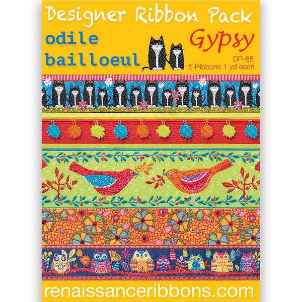 Odile Bailloeul-Gypsy-Designer Pack-Wholesale 6 Packs