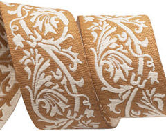 French General Woven Jacquard Ribbons by Renaissance Ribbons