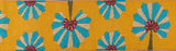 Palm Fan Gold by Kaffe Fassett