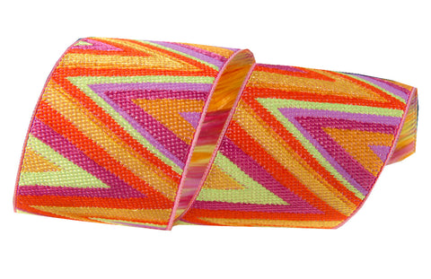 Flame Stitch  Ribbon by Kaffe Fassett