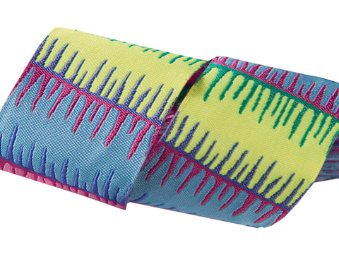 Ikat Stripes Ribbon by Kaffe Fassett