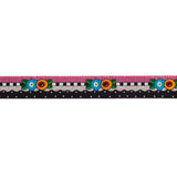 Pre-Order: Flowers Checks Dots-Mary Engelbreit-5/8""