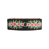 Pink Flower Garland -Mary Engelbreit-7/8""