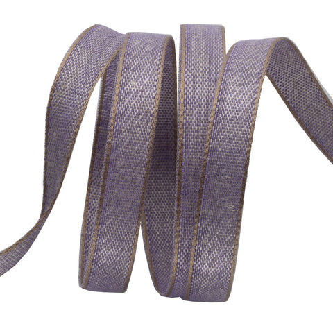 Purple Cotton/Linen Tape