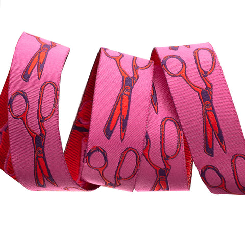 PRE-ORDER Cut Once, Night Pink-Tula Pink-7/8""