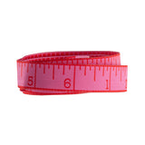 Measure Twice, Night Pink-Tula Pink-5/8""