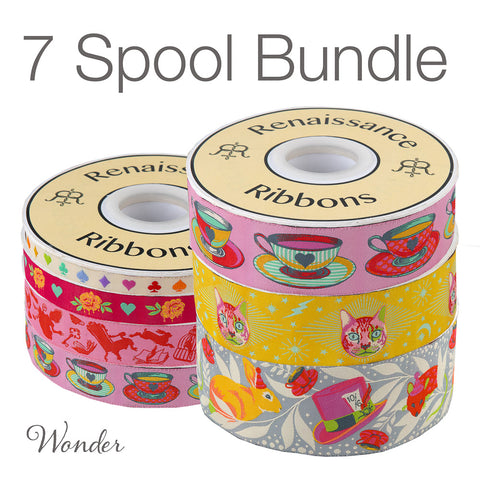 PRE_ORDER- TK Bundle Wonder Curiouser 7 spools