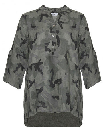 Tiffany Shirt Camouflage