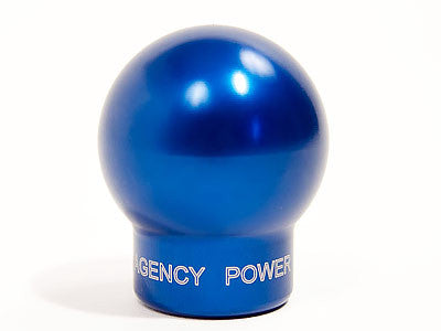 Agency Power 6 Speed Aluminum Shift Knob Blue 2013-2014 Scion FR-S