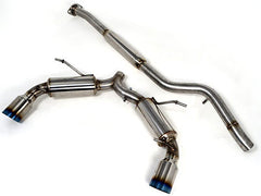 Agency Power Catback Exhaust 2013-2014 Subaru BRZ