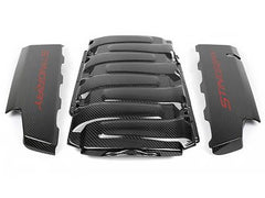 APR Carbon Fiber Engine Cover Package 2014-2016 Chevy Corvette C7