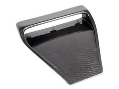 APR Carbon Fiber Hood Scoop 2008-2014 Mitsubishi Lancer EVO 10