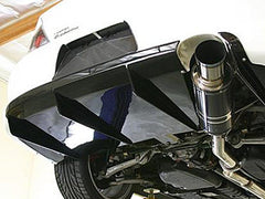 APR Carbon Fiber Rear Diffuser 2003-2007 Mitsubishi Lancer EVO 8 / 9