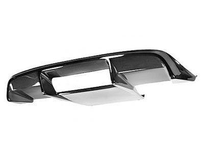 APR FRP Rear Diffuser 2005-2013 Chevy Corvette C6 / Z06 (Leaf Spring System)