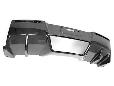 APR Carbon Fiber Rear Diffuser 2014-2016 Chevy Corvette C7 (Without Under-Tray)