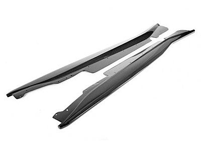 APR Carbon Fiber Side Rocker Extensions 2015-2016 Chevy Corvette Z06