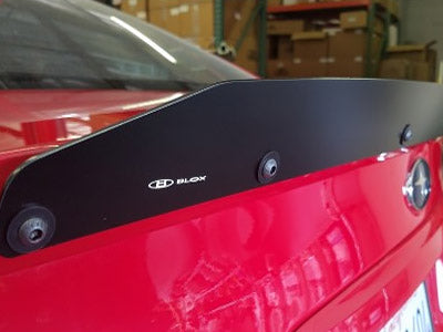 BLOX Gurney Flap 2015-2018 Subaru Impreza WRX / STI Close-Up