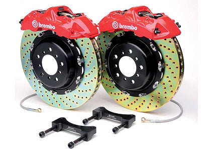 Brembo GT Big Brake Kit 2001-2005 Lexus IS300 (1A1.6008A2)