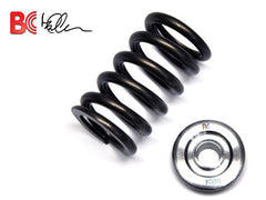 Brian Crower Valve Spring & Steel Retainer Kit Honda S2000 F20C, F22C