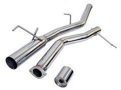 Buddy Club Spec II Catback Exhaust 1989-1994 Nissan 240SX, S13